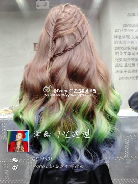 头发很长适合汤什么样的卷发图片图片