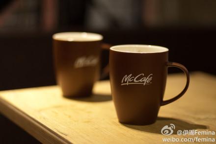 麦当劳咖啡杯子_有谁知道麦当劳的这种咖啡杯哪里有得卖~!~?