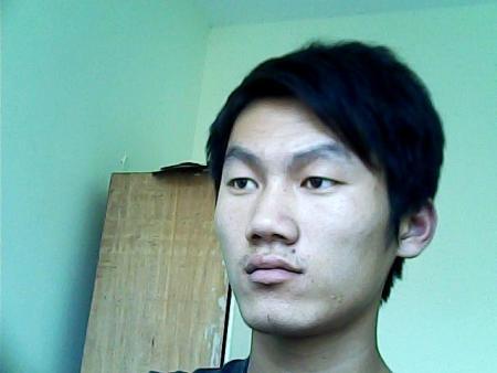本人配什么发型好一点,三七分 四六分之类的图片