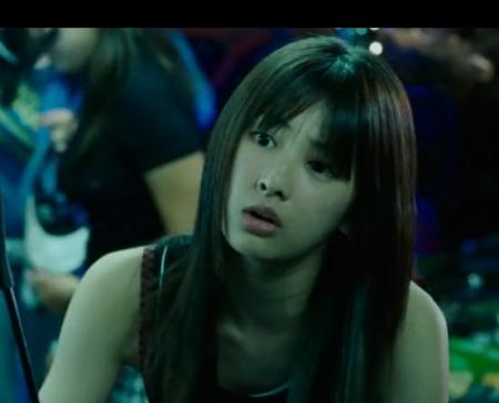 求一位速度与激情日本女演员身份