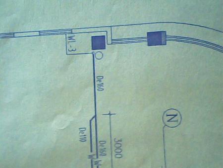 给排水图纸图标问题