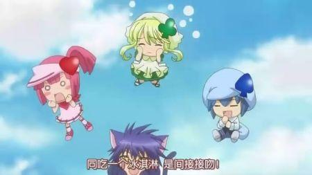 亚梦有几个蛋 戴雅在守护甜心动画中第几集会诞生图片