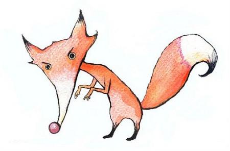你不知道的幸福狐貍驚天秘密,幸福狐貍真爆了