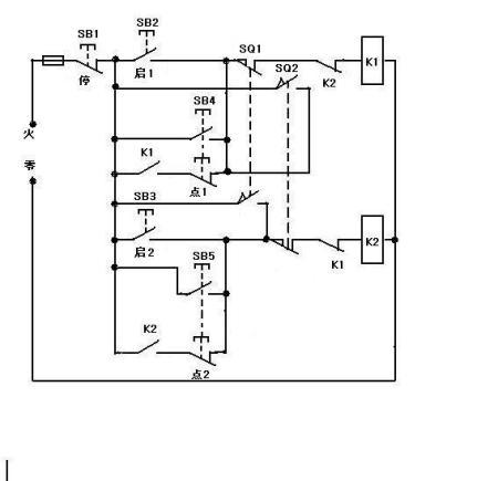 求气缸控制电路:一个气缸,一个电磁阀,2个接近开关,按钮(启动,停止,点图片