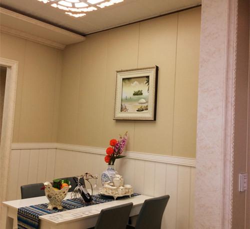 女生卧室贴壁纸什么花型好看图片