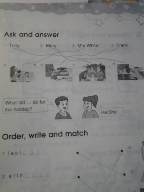 英语 看图写话图片