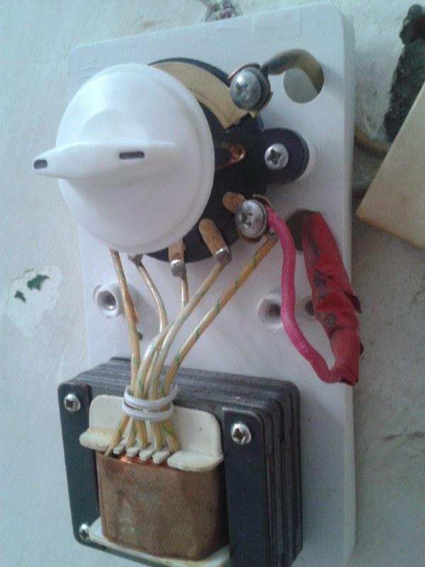 吊扇的调速开关怎么接线,有图