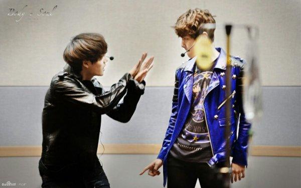 求EXO全体照片,要比较少见到的,重要的是帅 急需