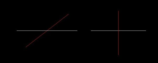 cad将一条不规则网络垂直_百度知道综合布线斜线cad考试期末图片