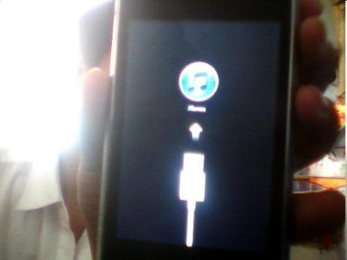 手机上不显示图标 就有提示音 提示手机充电 打开我的电脑就有一个