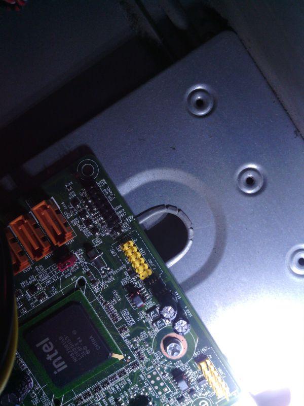 联想主板G31T LM跳线如何接 直接上图图片