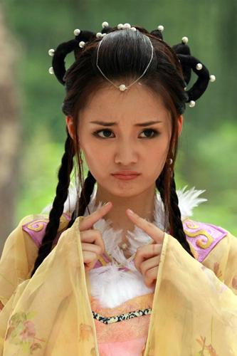 馨子饰活佛济公白雪的图片