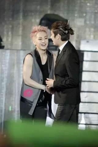 谁有EXO演唱会图片