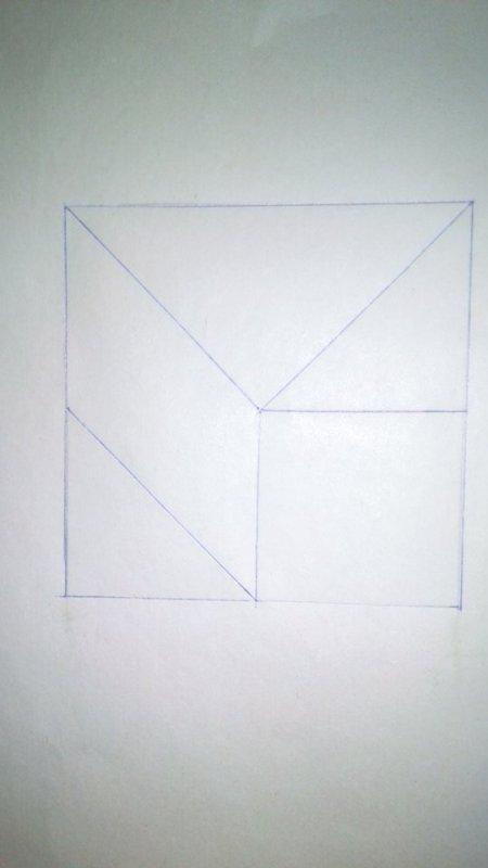 一副七巧板可以拼成长方形吗请拼出来