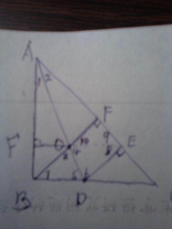 在如图所示的Rt三角形ABC中 AB=CB