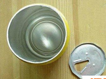 如何DIY易拉罐制作方法图解图片