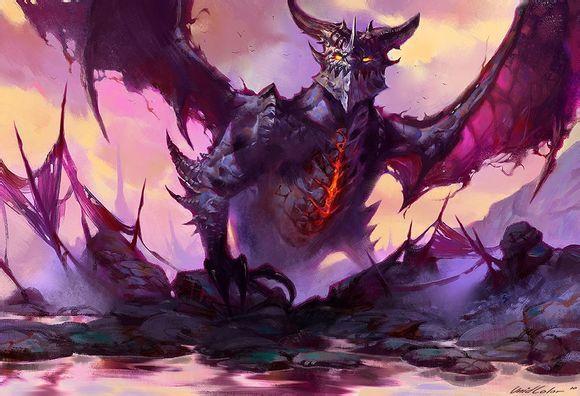 Арт драконы