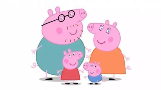 小猪佩奇动画片插曲有哪些啊图片
