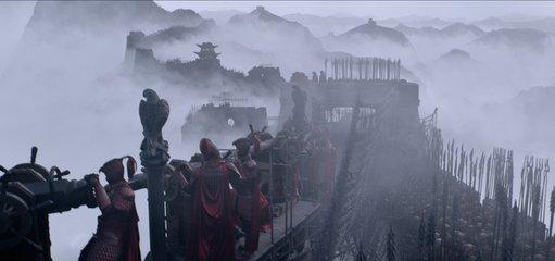 你觉得电影《长城》怎么样