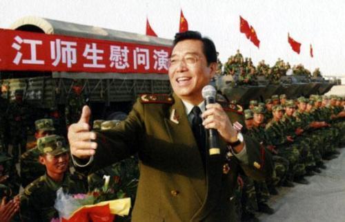 李双江与钱学森的老婆蒋英是啥关系?