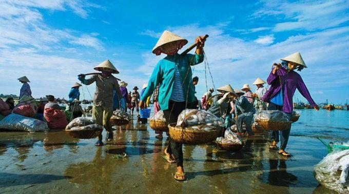住宿,交通和购物基本上都可以使用美元,而吃饭和景点门票一般用越南盾图片