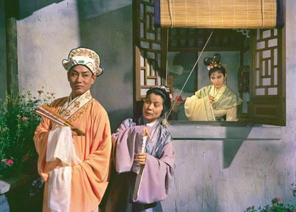 《恨锁金瓶》,1996台湾电视剧杨思敏版《金瓶梅》 9.