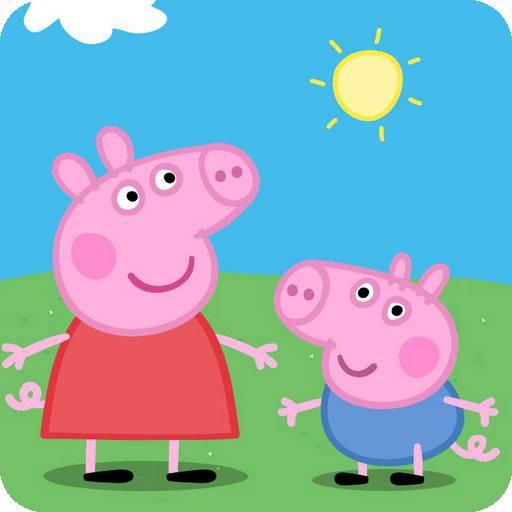 与迪士尼和一些国漫中的动物有4个手指不同,小猪里的动物都有三个手图片