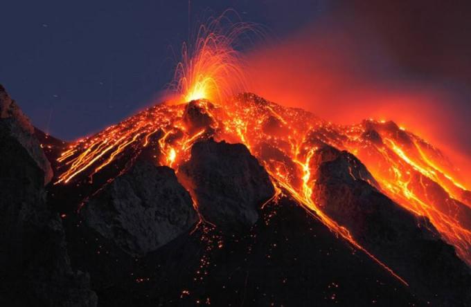火山爆发对气候有什么影响?