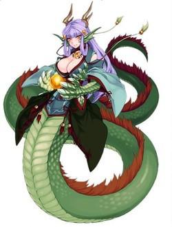 人蛇纯肉用尾巴