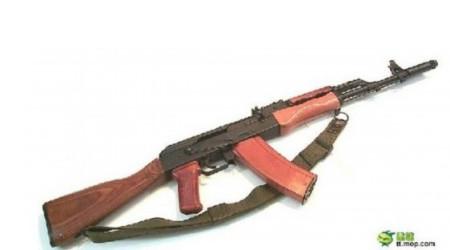 cf游戏内ak系列枪支有哪些 包括外服的和绝版的 带图更好 高清图片