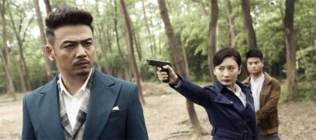 电视剧《潜伏在黎明之前》战守安扮演者是谁?2010年之后的台湾偶像剧图片