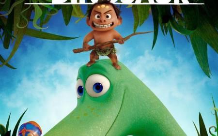 动画电影《恐龙当家》讲述了一个什么故事?图片
