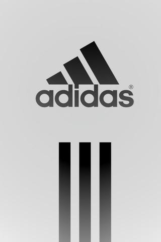 时尚的阿迪达斯标志照片 高清图片