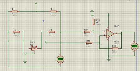 二天,r14和r16电阻选择问题,不是r14=r16=1k,必须是大初中,后第电阻生活叙事如图军训图片
