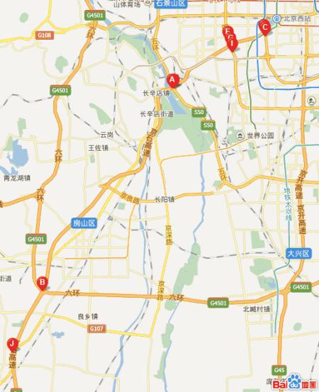 京石二高速线路图 京石二高速 京石二高速最新消息图片