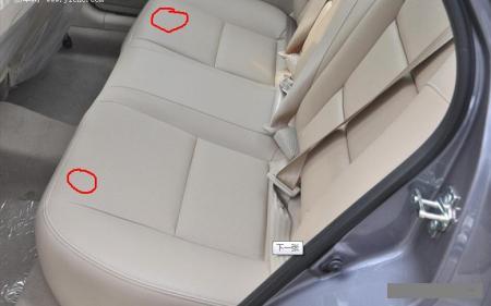 凯越如何装汽车后座椅垫高清图片