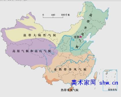 亚洲性礹c._亚洲分布最广的气候类型是( )a.温带季风气候b.温带大陆性气候c.