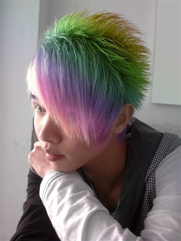 非主流红头发图片_非主流红头发图片分享图片